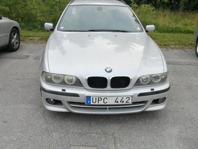 begagnad BMW 525 ia full msport