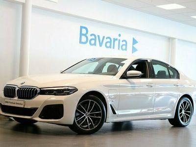 begagnad BMW 530 e xDrive Sedan M-Sport Plug In Hybrid Aut Nypris 636.700:-