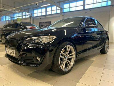 begagnad BMW 220 d Coupé Från 614kr Automat Euro 6 190hk