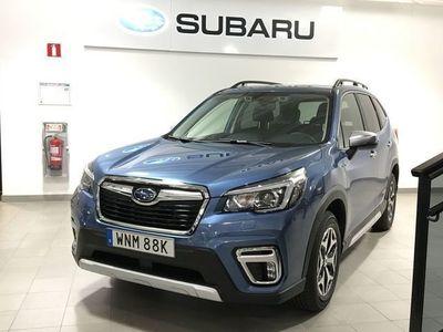 begagnad Subaru Forester E BOXER