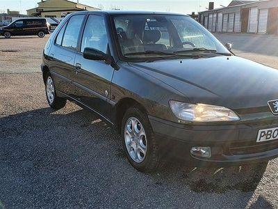 begagnad Peugeot 306 5-dörrar 1.8 Manuell, 110hk