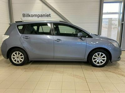 begagnad Toyota Verso 1.8 Multidrive S 7-sits 147hk
