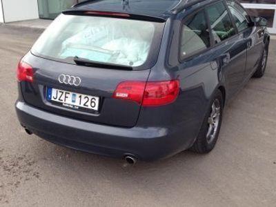 begagnad Audi A6 quattroS-line 2,4 13000 mil -08