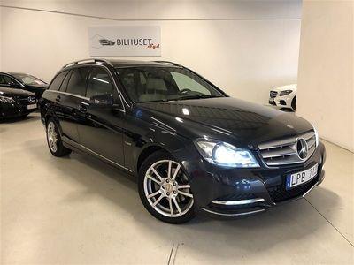 begagnad Mercedes C250 CDI 4MATIC/Skinn/Navi/Panorama/Krok