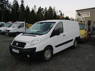 begagnad Fiat Scudo Van 2,0 Multijet Drag Webasto*