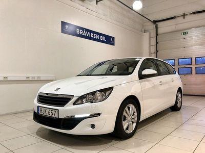 gebraucht Peugeot 308 SW ACTIVE 1.6 BlueHDI Euro 6 120hk