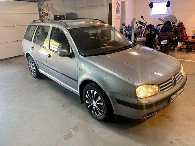 begagnad VW Golf Variant 1.6 Comfort Ocean 105
