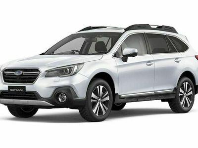 begagnad Subaru Outback Summit Vinterhjul och Dragkrok