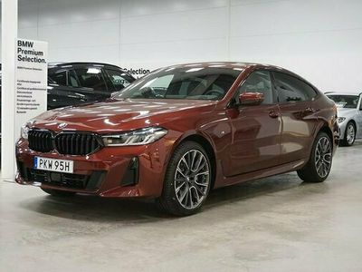 begagnad BMW 640 d xDrive Gran Turismo M Sport Ultimate Edition 2020, Sportkupé Pris 985 000 kr