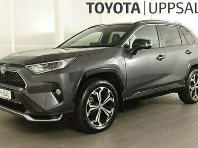 begagnad Toyota RAV4 2,5 Plug-in Hybrid AWD Style Premium 2021
