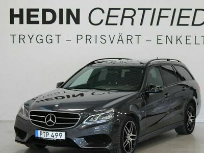 begagnad Mercedes 220 - Benz E - KlassAut - 9G AMG - Night Panorama Navi Drag Edition - E