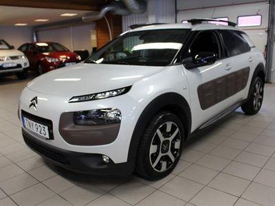 begagnad Citroën C4 Cactus BlueHDi 100Hk Backkamera