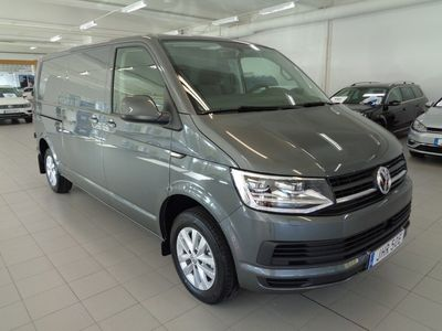 begagnad VW Transporter TDI 150Hk DSG 3400mm 378.300:- + moms