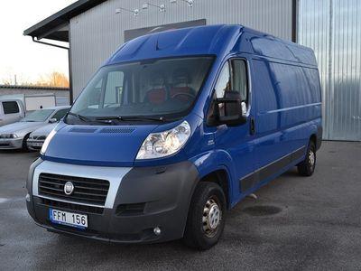 brugt Fiat Ducato Van 2.3 Multijet 120hk MOMSBIL