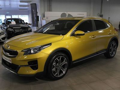 begagnad Kia XCeed 1.4T-Gdi DSG7 Advance Plus Yellow P