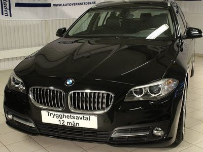 begagnad BMW 520 d Xdrive Touring Business Comfort Edition 2017, Personbil 279 000 kr