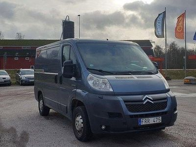 begagnad Citroën Jumper 3-dörrars Van 2.2 HDi 100hk