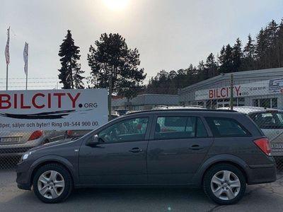 begagnad Opel Astra Caravan 1.6 115hk Svensksåld
