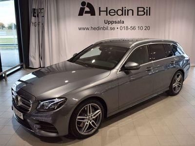begagnad Mercedes E200 KOMBI FLEET //P-Värmare // AMG line // FÖRARASSISTENTPAKET
