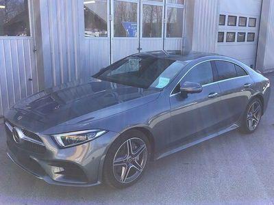 begagnad Mercedes 450 CLS Benz4MATIC Coupe SE Edition 2021, Sportkupé Pris 887 700 kr