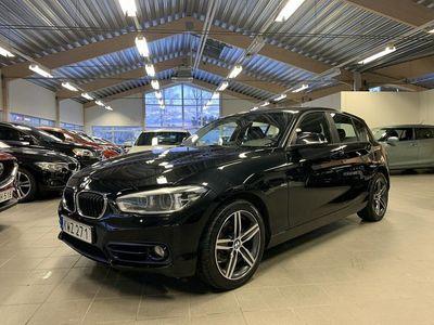 begagnad BMW 120 d xDrive 5d SPORTLINE Euro 6 190hk