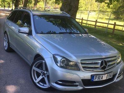begagnad Mercedes C220 CDI 170 hk