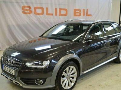 begagnad Audi A4 Allroad quattro 2.0 TDI Aut/Drag/Alcantara