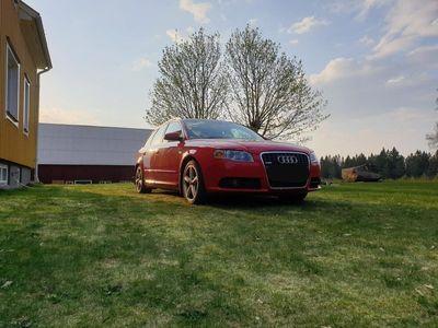 begagnad Audi A4 TSQ