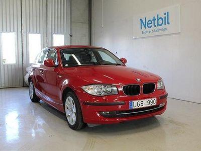 begagnad BMW 116 i 5dr 122hk