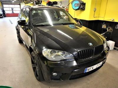 begagnad BMW X5 xDrive40d, M-sport, Värmare (306hk)