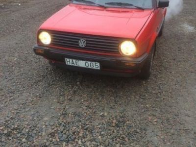 begagnad VW Golf 1,8 -90