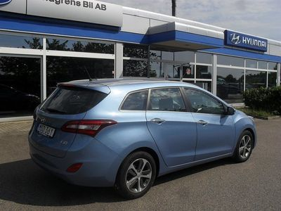 begagnad Hyundai i30 i301.6 CRDi Kombi (136hk) -15