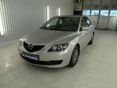 begagnad Mazda 3 KOMBISEDAN 1.6 T