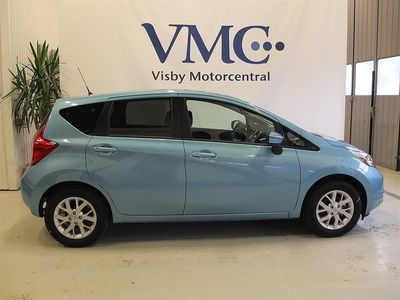 begagnad Nissan Note Note