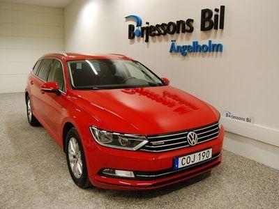 begagnad VW Passat Sportscombi TDI 150 4M Drag
