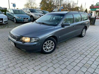 begagnad Volvo V70 2.4 Business 170hk