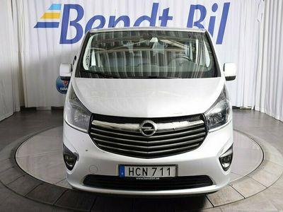 begagnad Opel Vivaro 1,6 CDTi Minibuss L2H1 / 0,45% RÄNTA