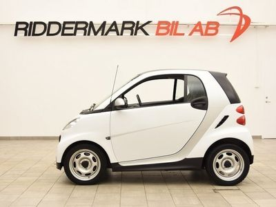 begagnad Smart ForTwo Coupé II 1.0 mhd 61hk NYSERVAD / NAVI / 910MIL