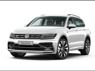 begagnad VW Tiguan Allspace R-Line DSG 2,0 TDI
