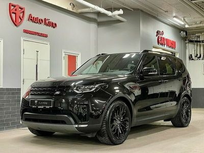 begagnad Land Rover Discovery 3.0 SDV6 HSE BLACK PACK 7-sits 306hk