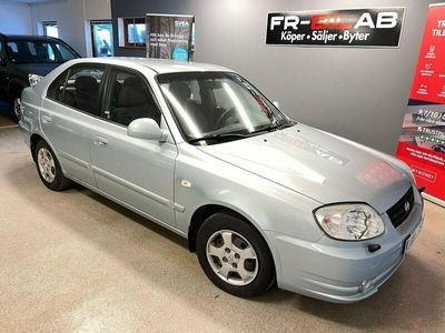 begagnad Hyundai Accent GLS