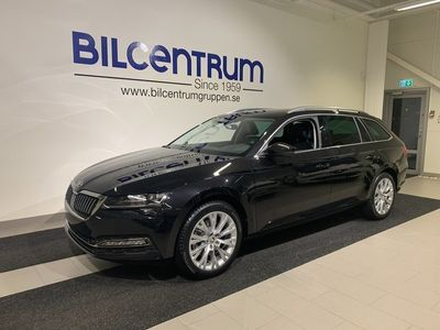 begagnad Skoda Superb Kombi 2.0 TDi Style Business 200 hk DSG