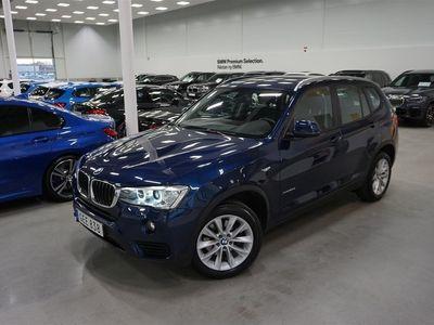 begagnad BMW X3 20d xDrive Sport Pkt Drag Navi Aut