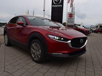 begagnad Mazda CX-30 2.0 SKYACTIV-X (180 hk) AWD Mildhybrid