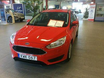begagnad Ford Focus 1.5 TDCi ECOnetic Trend Euro 6 105hk