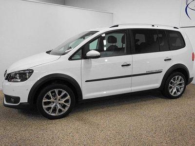 begagnad VW Touran Cross 1.4 TSI 7-sits 140hk