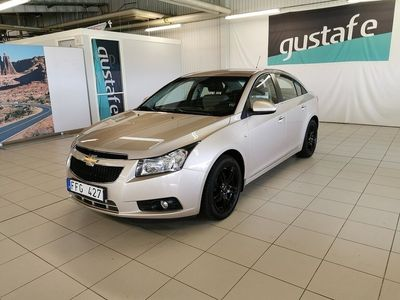 begagnad Chevrolet Cruze Sedan 2.0 LT (163hk)