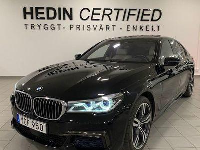 begagnad BMW 750 i xDrive M - Sport B&W Executive Max Utrustad 450hk