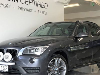 used BMW X1 20d xDrive Sport Line Aut Nav HiFi