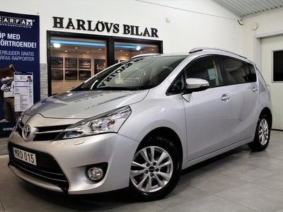 begagnad Toyota Verso 1.8 7-sits 147hk 4700 Mil